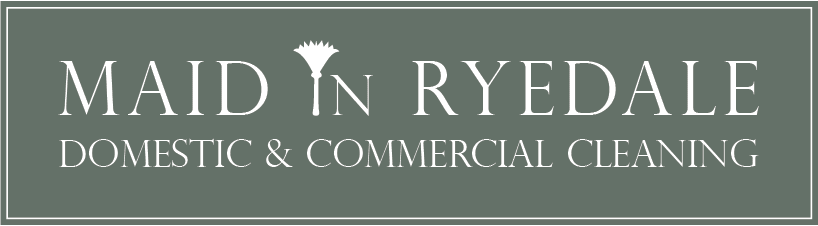 maid in ryedale company logo